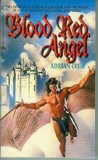 Adrian Cole: Blood Red Angel (TB, fantasy,USA)
