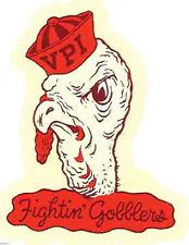 Virginia Polytechnic University    VA    Vintage Looking   Travel Decal  Sticker