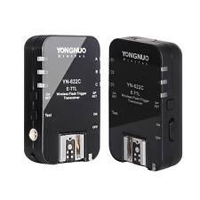 YN622/C TTL flash trigger for Yongnuo YN568ex YN565ex YN468(II) YN467(II)