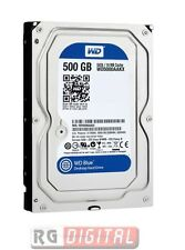 HARD DISK 500GB INTERNO WESTERN DIGITAL WD5000AAKX 500 GB SATA
