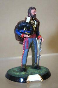 HINCHCLIFFE STADDEN ? ROYAL HORSE ARTILLERY WATERLOO 1815 STUDIO PAINTED ow