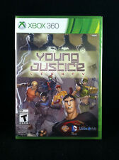 Young Justice : Legacy (Xbox 360) BRAND NEW