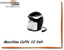 71781 MACCHINA CAFFE 12 VOLT TR3 CON DUE TAZZE X AUTO CAMPER BARCA NO CIALDE
