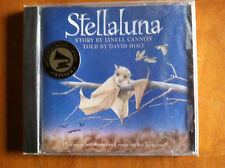 "DAVID HOLT 'Stellaluna"" (Story by Janell Cannon) High Windy Audio #HW1211 sealed"