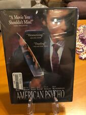 American Psycho (Dvd, 2013, Ws) Christian Bale, Justin Theroux/Factory Sealed