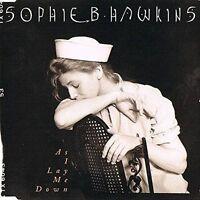 Sophie B. Hawkins As I lay me down (1994) [Maxi-CD]