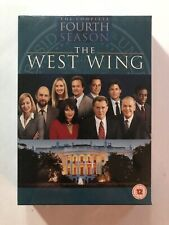 NEW! The West Wing - Series 4 (DVD, 2004, 6-Disc Set, Box Set). Sealed!