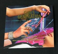 "Girls' Generation (SNSD) autographed ""Mr. Mr"" 4th Mini Album signed PROMO CD"