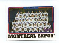 2005 TOPPS - WASHINGTON NATIONALS / MONTREAL EXPOS Team Set-20 Cards