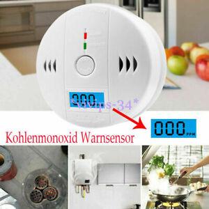Kohlenmonoxid Melder Detektor Alarm Gasmelder CO-Melder Gas-Warner