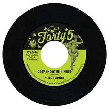 'CILE TURNER Crap Shootin' Sinner POPCORN NORTHERN SOUL 45 (OUTTA SIGHT R&B