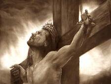 Jesus Crucifixion Men T-Shirt Tee S M L XL 2XL 3XL