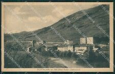Brescia Valle Camonica Pontagna cartolina QK6919