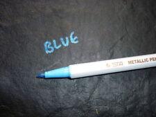 Blue Craft Pens