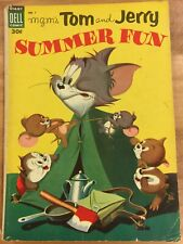 Tom and Jerry Summer Fun, #1