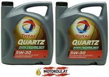 2x5l LITER Total Quartz 9000 Future NFC 5W30 Motoröl A5/B5 Ford WSS-M2C913-D 10L