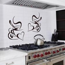 Wall Sticker Kitchen Love Coffe Home Decoration Accessories U71221 Le2