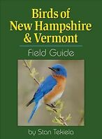 Birds of New Hampshire & Vermont Field Guide, Paperback by Tekiela, Stan, Bra...