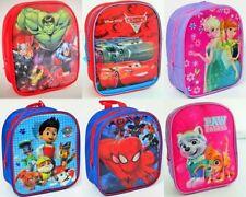 New Boys Girls Disney Marvel Character Lenticular 2D School Bag Back Pack 26cm