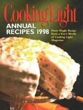 Cooking Light : Annual Recipes 1998 (Serial)