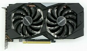 Gigabyte GeForce RTX 2060 OC 6GB GDDR6 Graphics Card GV-N2060OC-6GD REV 2.0