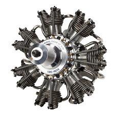 Evolution Engines 7-Cylinder 77cc 4-Stroke Glow Radial Engine, EVOE777