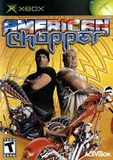 American Chopper - Original Xbox Game