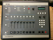 Emu SP1200 Sampling Drum Machine SP-1200 Black reissue e mu vintage/1200//ARMENS