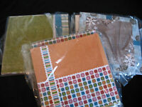 Creative Memories Choices of Quik Kits for 8x8 Picfolio Albums