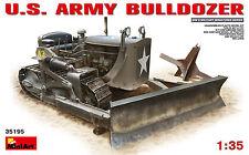 MiniArt 1/35 35195 WWII US Army Bulldozer