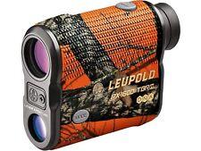 Leupold Rx-1600i TBR DNA Laser Rangefinder 6x OLED Mossy Oak Blaze Camo 173806