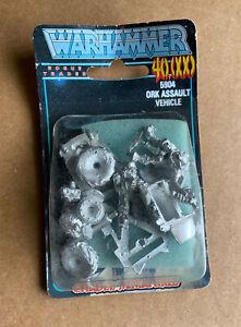 Rogue Trader 5904 Ork Assault Vehicle 1987 NIB Citadel Warhammer 40k Miniature