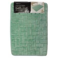 Alfombras de baño alfombras para bañera rectangulares color principal verde