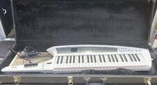 Roland AX-Synth Shoulder Synthesizer W/HSC Keytar White