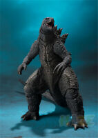S.H. M.Godzilla: King of the Monsters Godzilla Figure Model Gift 16cm No Box