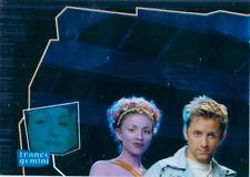 Andromeda Season 1 Crew Foil Puzzle Card Set C9