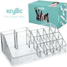 Acrylic Makeup & Lipstick Organizer Cosmetic Brush Holder Keep your vanity clean