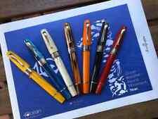 Montegrappa Extra 1930 Colori Del Mare Limited Edition 18K Fountain Pen