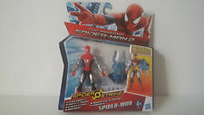 FIGURINE THE AMAZING SPIDERMAN 2 - SPIDER-MAN SLASH GAUNTLET - HASBRO 2013