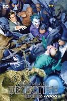 DETECTIVE COMICS #1000 MIKE MAYHEW VARIANT DC COMICS BATMAN WHO LAUGHS JOKER
