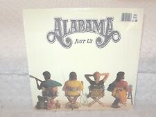 "Alabama ""Just Us"" RCA Records Stereo LP Near Mint!!! Sealed!!!"