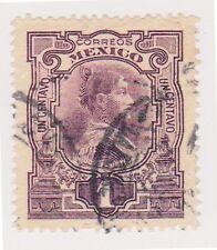 (MCO-99) 1910 Mexico 1c violet JOSEPA ORTIZ (B)