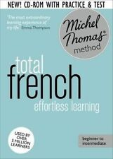 Total French Foundation Course: Learn French with the Michel Thomas Method by Michel Thomas (CD-Audio, 2014)