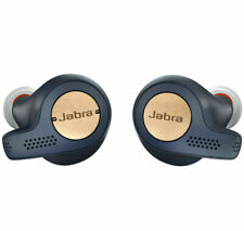 Jabra Elite Active 65T Wireless Bluetooth Headphones - Copper/Blue