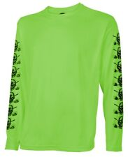 Golf Undershirt Long Sleeve (Lime)