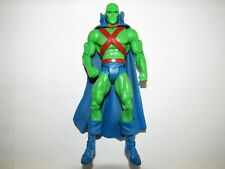 "DC Classics 6"" scale figure Martian Manhunter Super Powers loose & excellent"