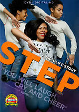 """Step (DVD, 2017) VERY GOOD """"FAST SHIPPING"""" a7"""