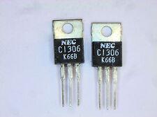 "2SC1306 ""Original"" NEC Transistor 2  pcs"