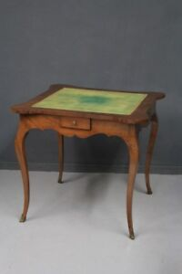 Table Game, Period '700, Wooden Walnut & Wood Of Rose/Table Game