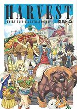 Fairy Tail  Illustrations 2  Harvest  *** ARTBOOK * neu